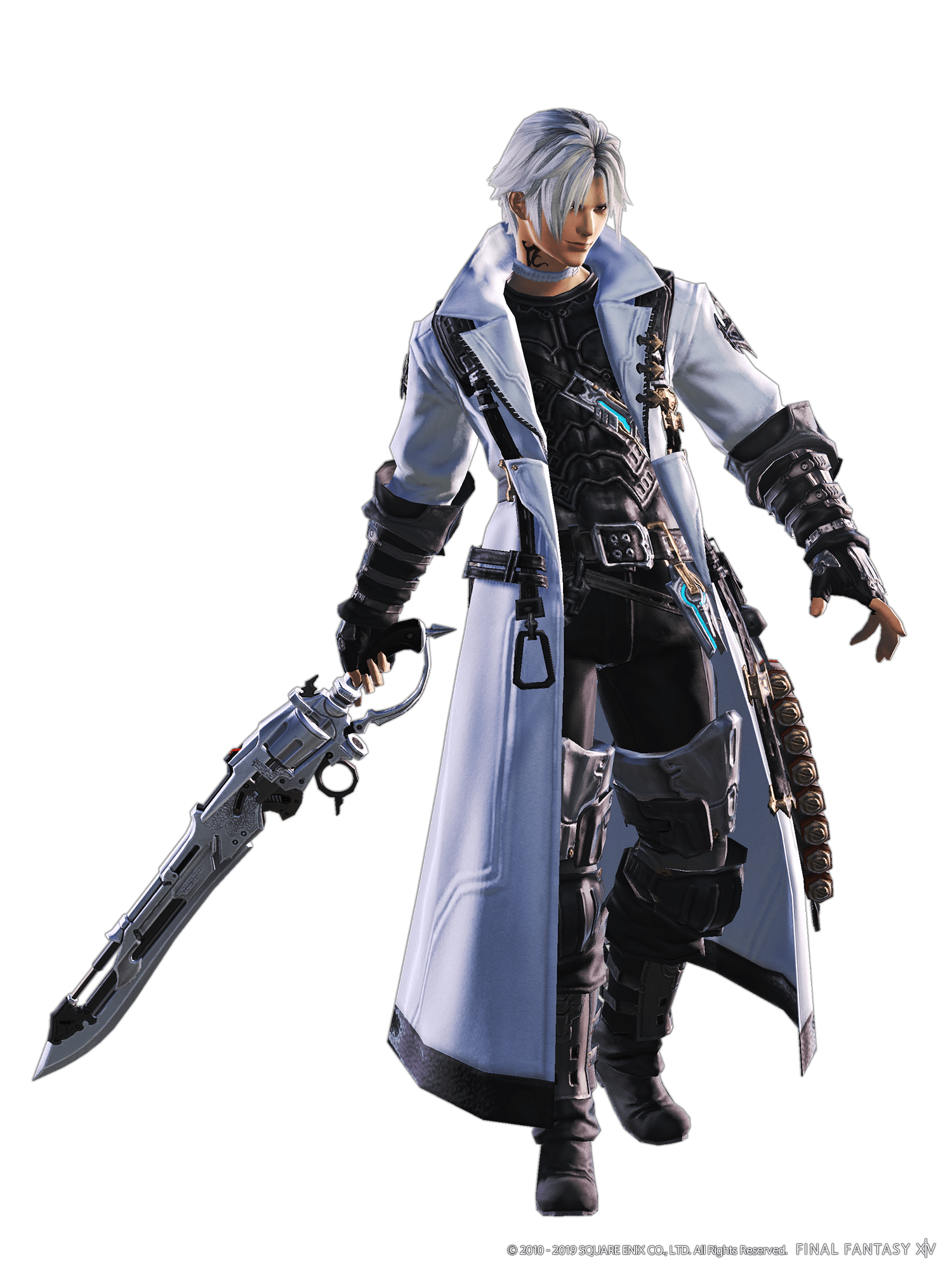Final Fantasy - Thancred
