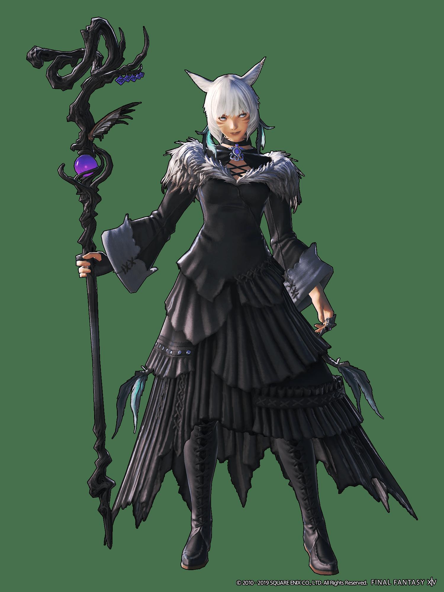 Final Fantasy - Y'Sthola