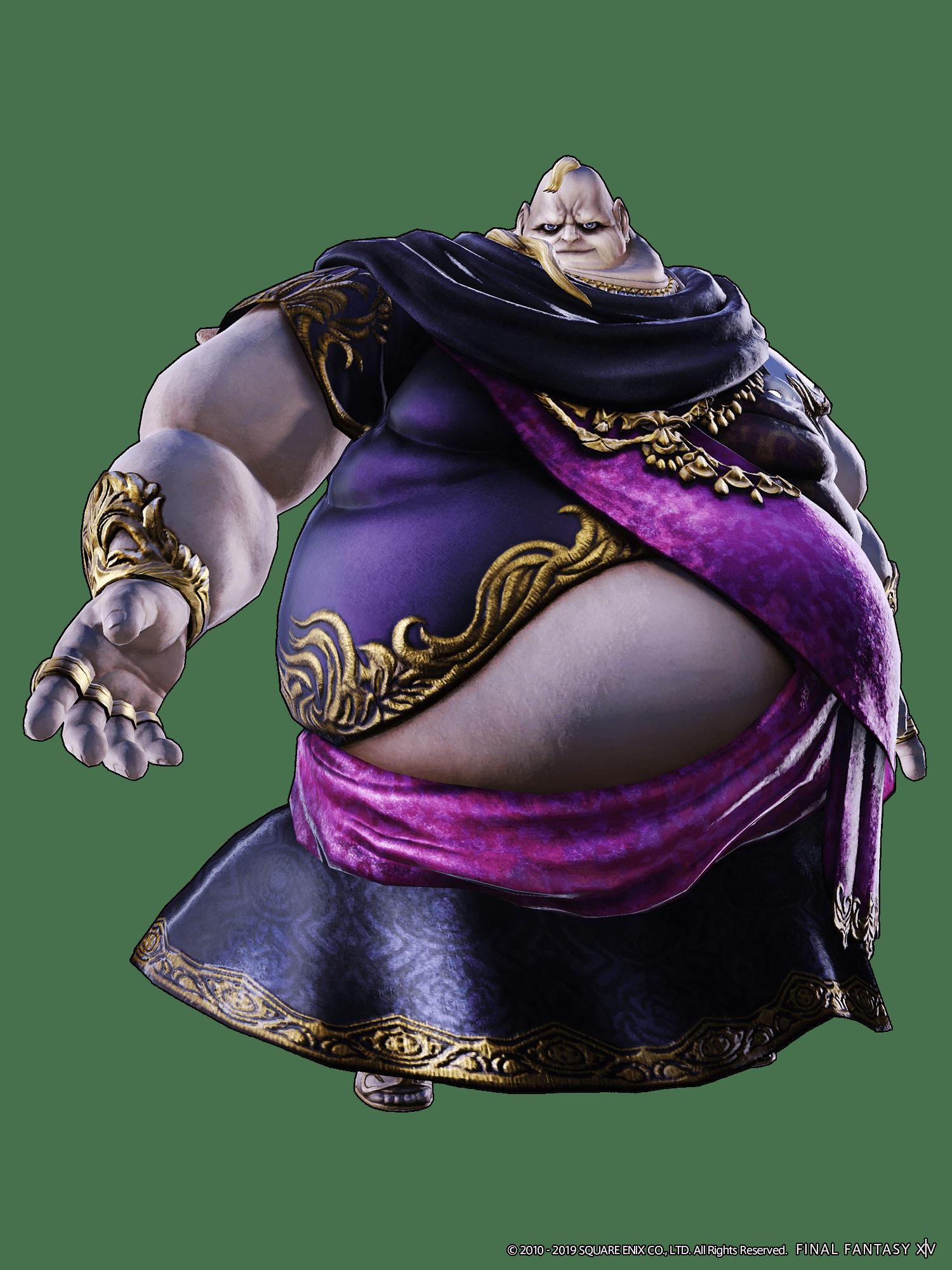 Final Fantasy - Vauthry