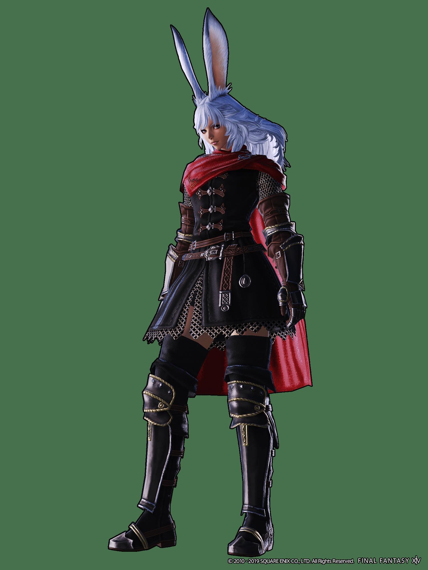 Final Fantasy - Lyna