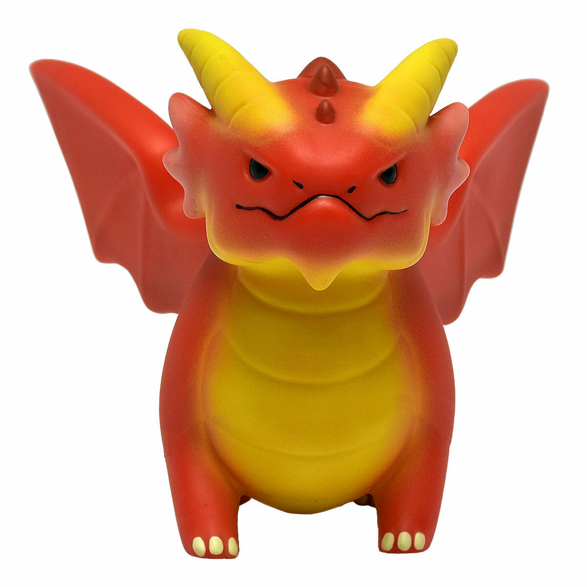 Adorable red dragon from Ultra Pro