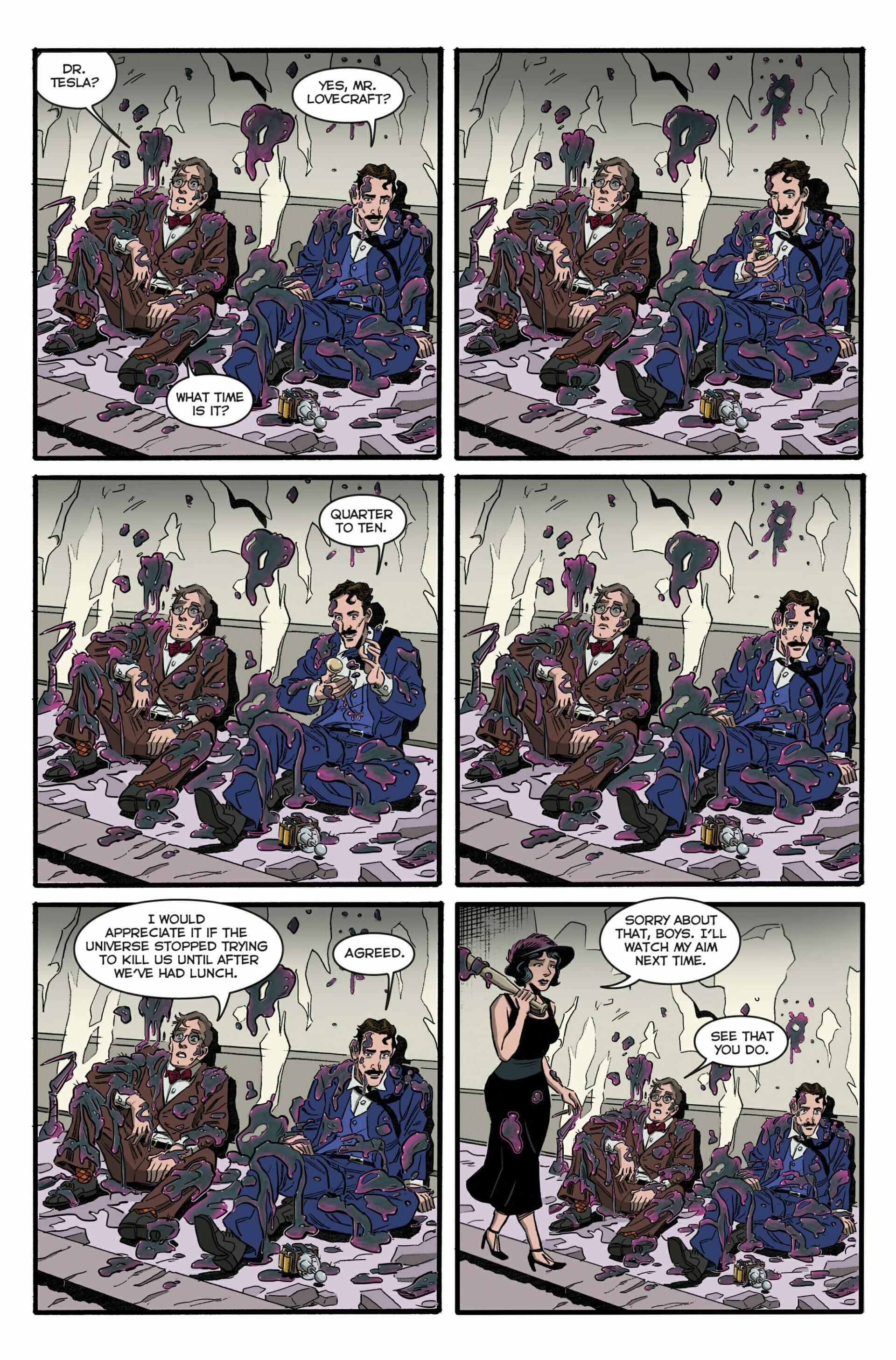 Lovecraft & Tesla - Bundles of Joy