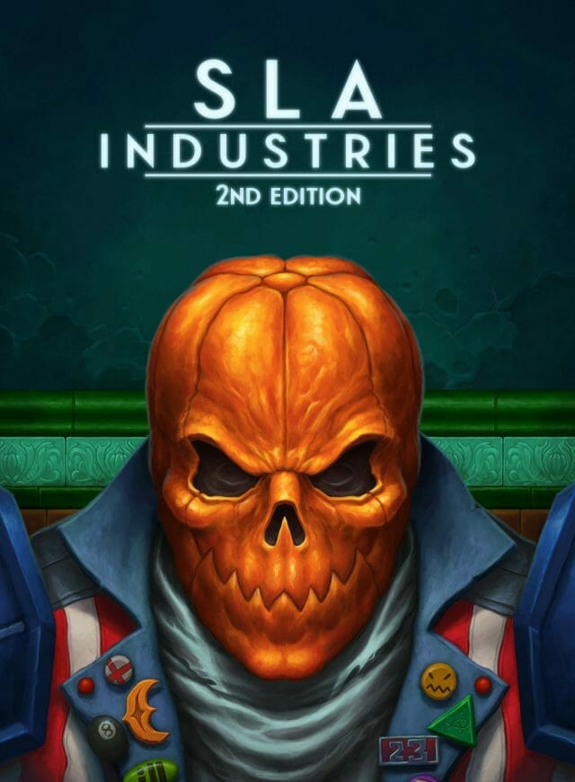 SLA industries 2e