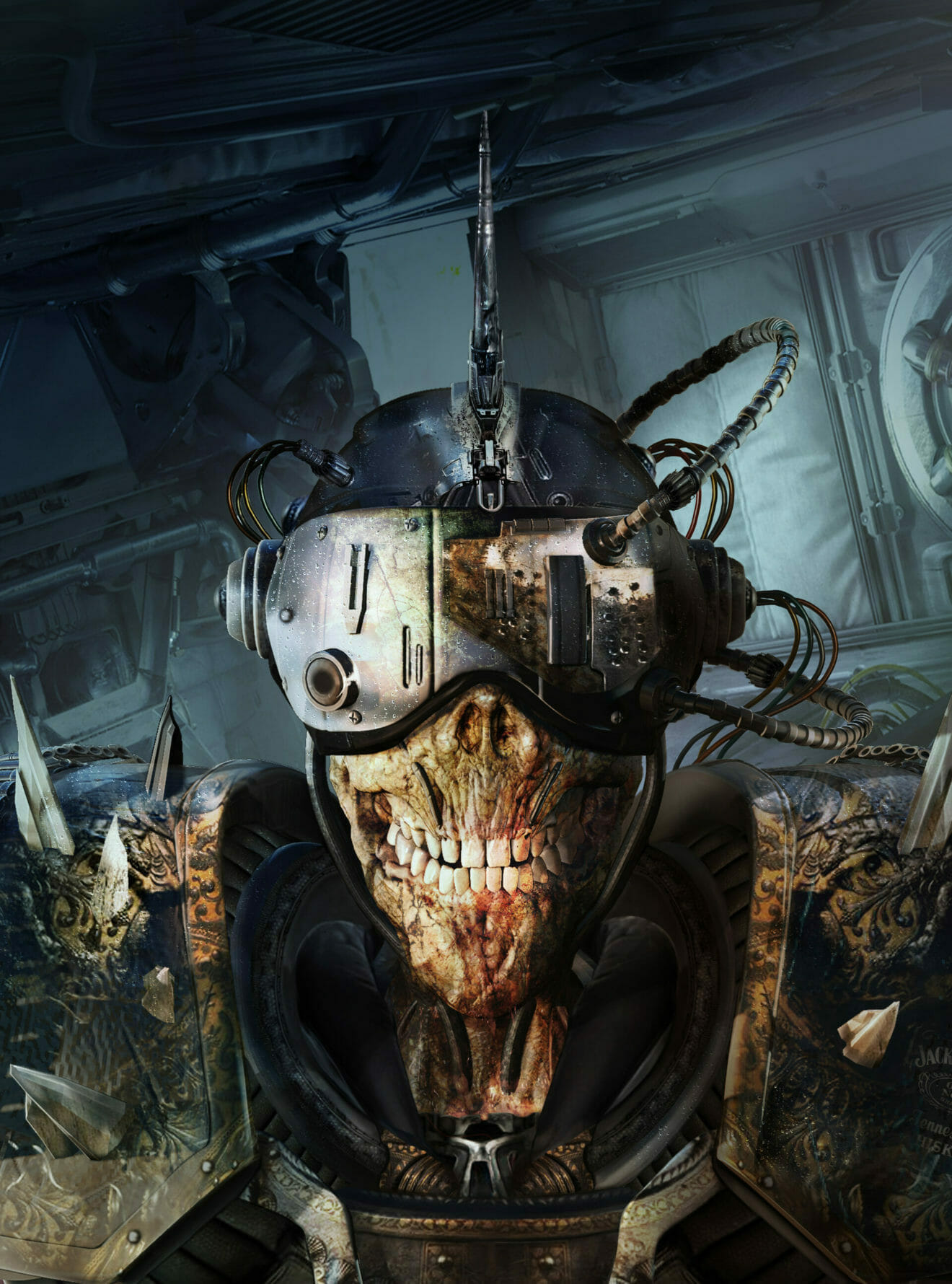 Fear the macabre art of Carlos Villas