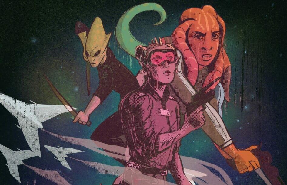 Teens in Space