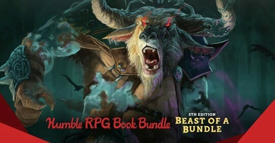 5th Edition: Beasts of a Bundle