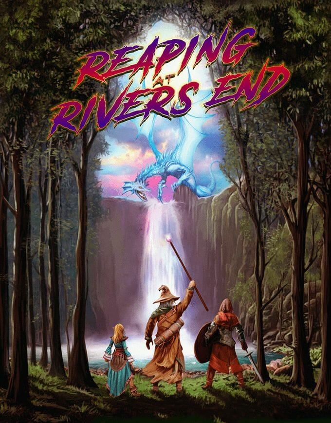 Reaping at Rivers End