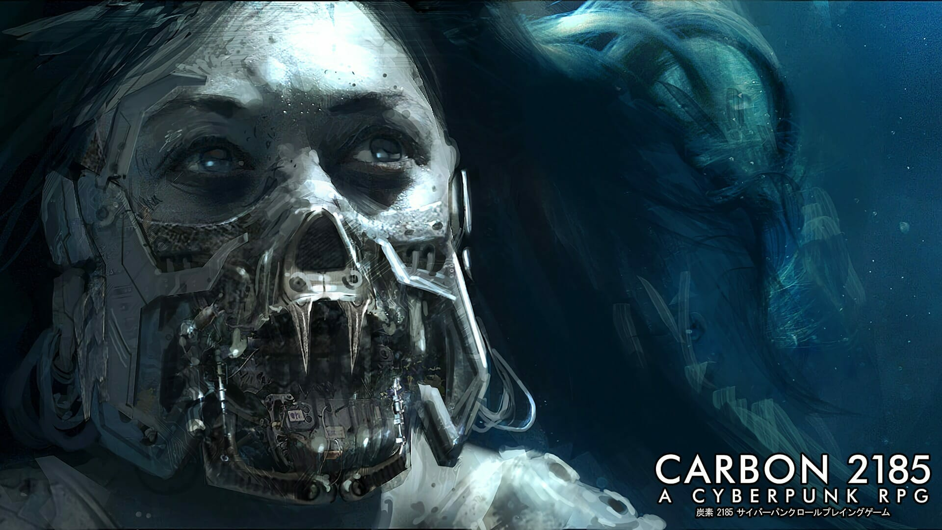 Carbon 2185 - Cyber Vampire