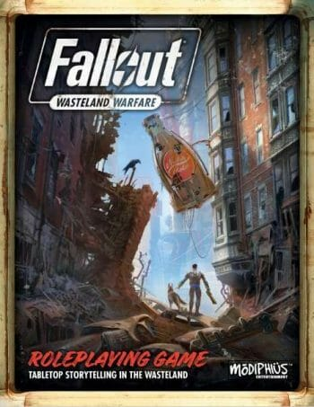 Fallout: Wasteland Warfare - RPG (Expansion Book)