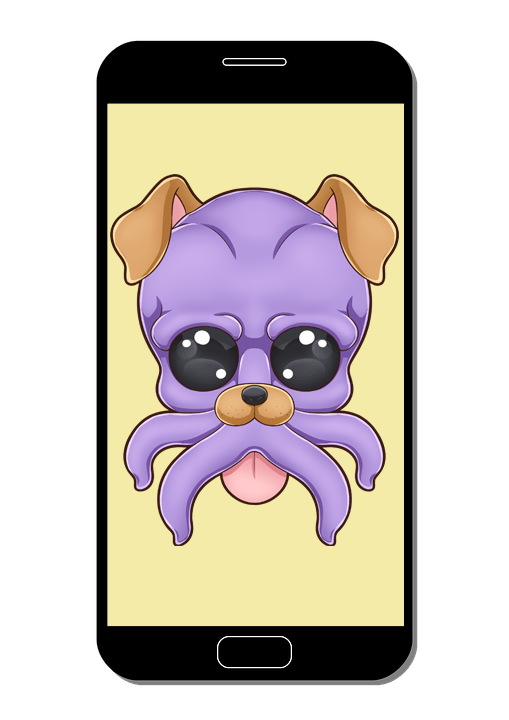 Snaps from Mind Flayer - Pupper