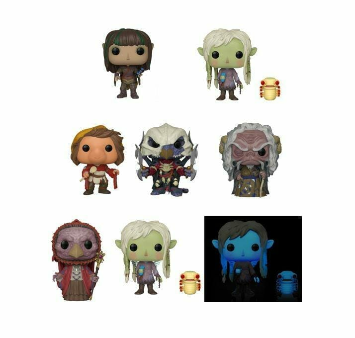 The Dark Crystal pops