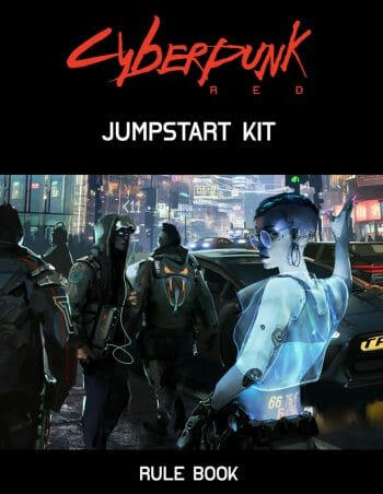 Cyberpunk Red Jumpstart