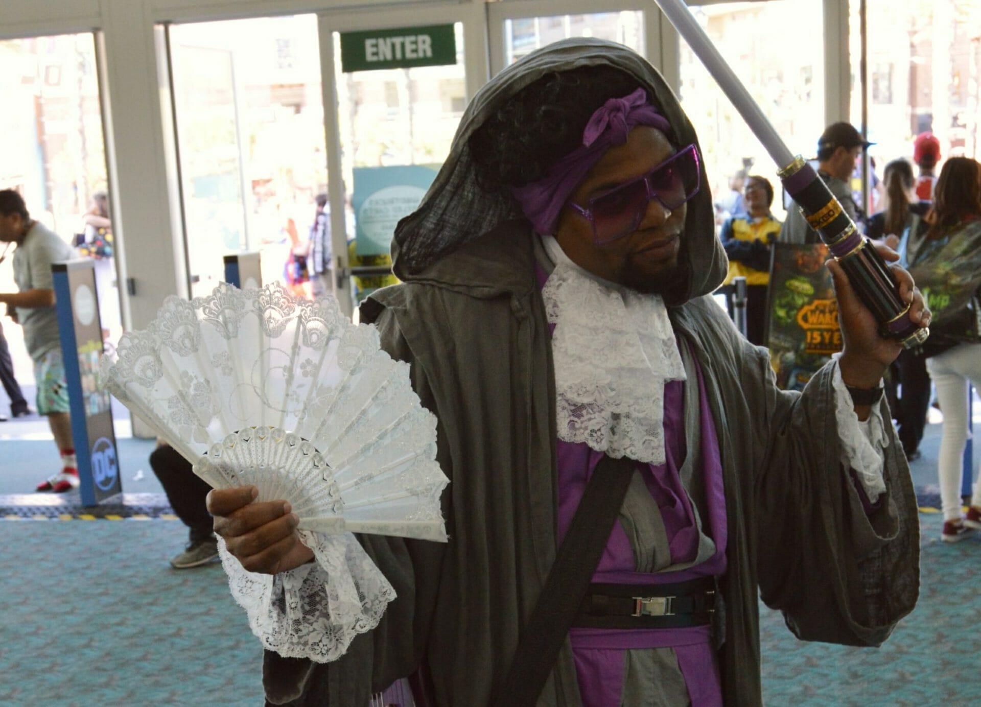 Jedi Master Prince