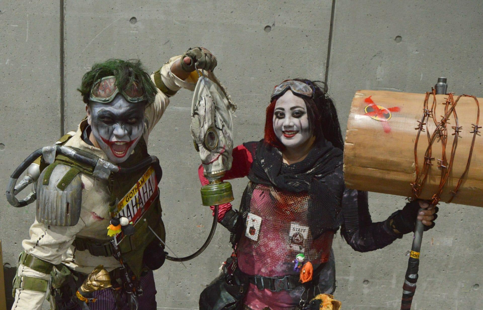 Apocalypse Joker and Harley
