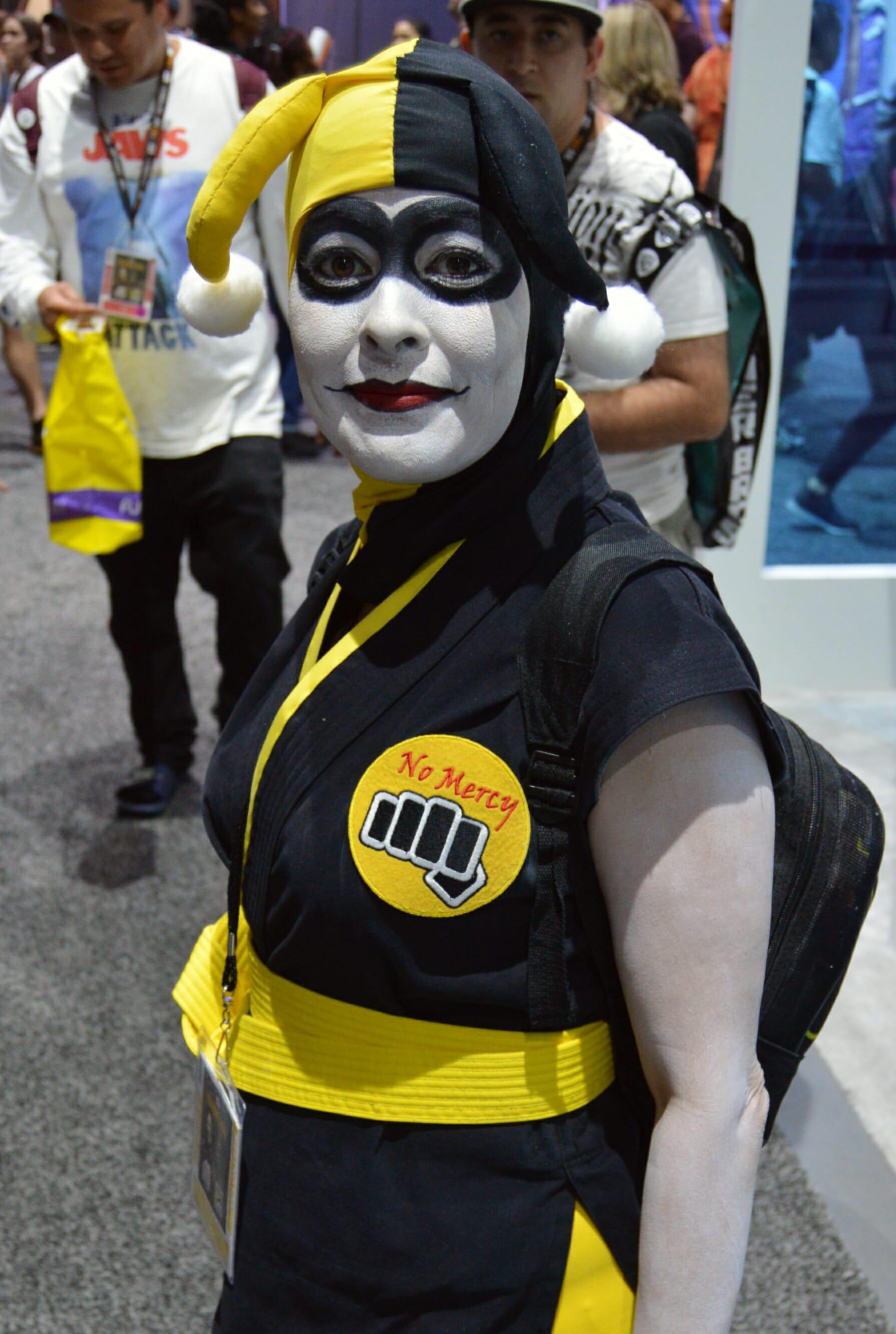 Cobra Kai Harley