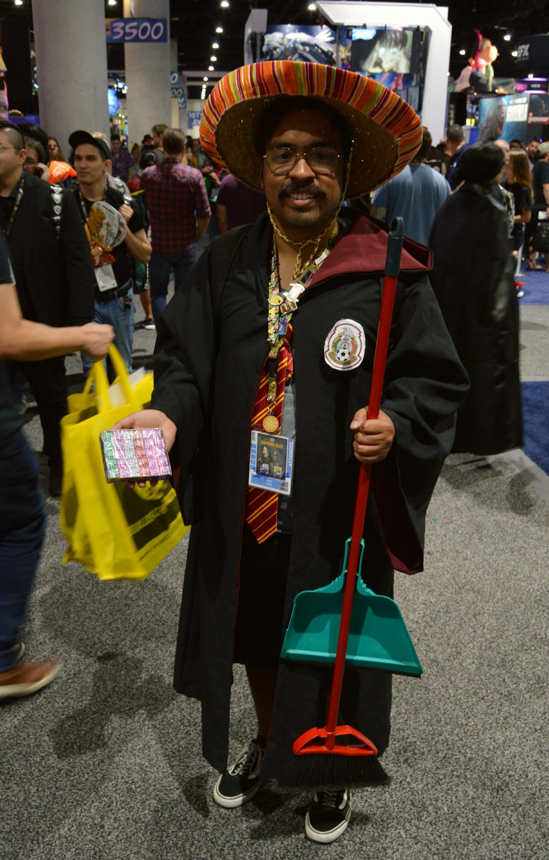 Mexican Harry Potter