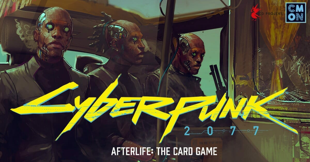 Cyberpunk 2077 Afterlife