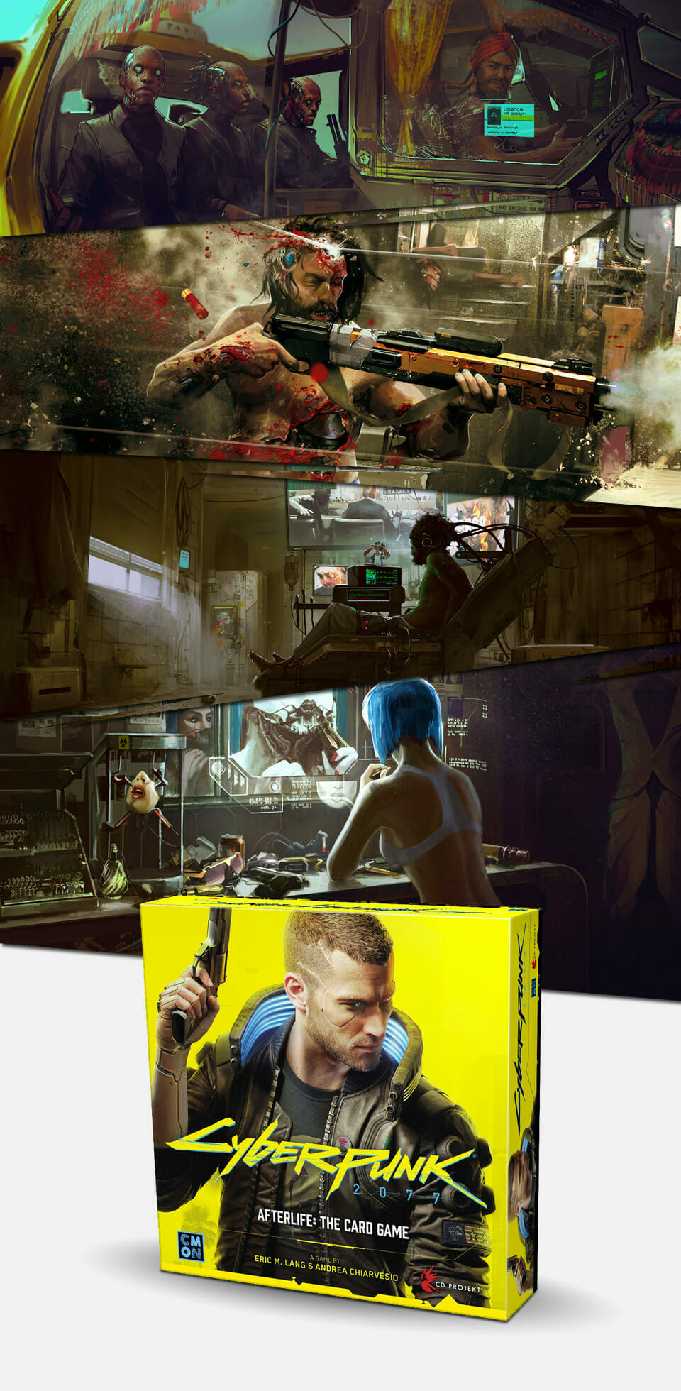 Cyberpunk 2077 - Afterlife