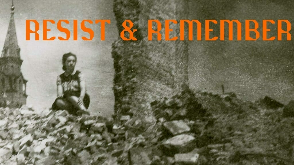 Resist & Remember: Weimar
