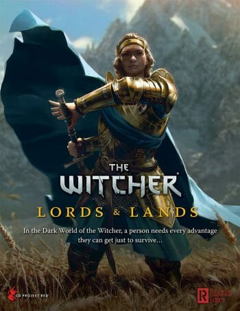 The Witcher RPG: Lords and Lands