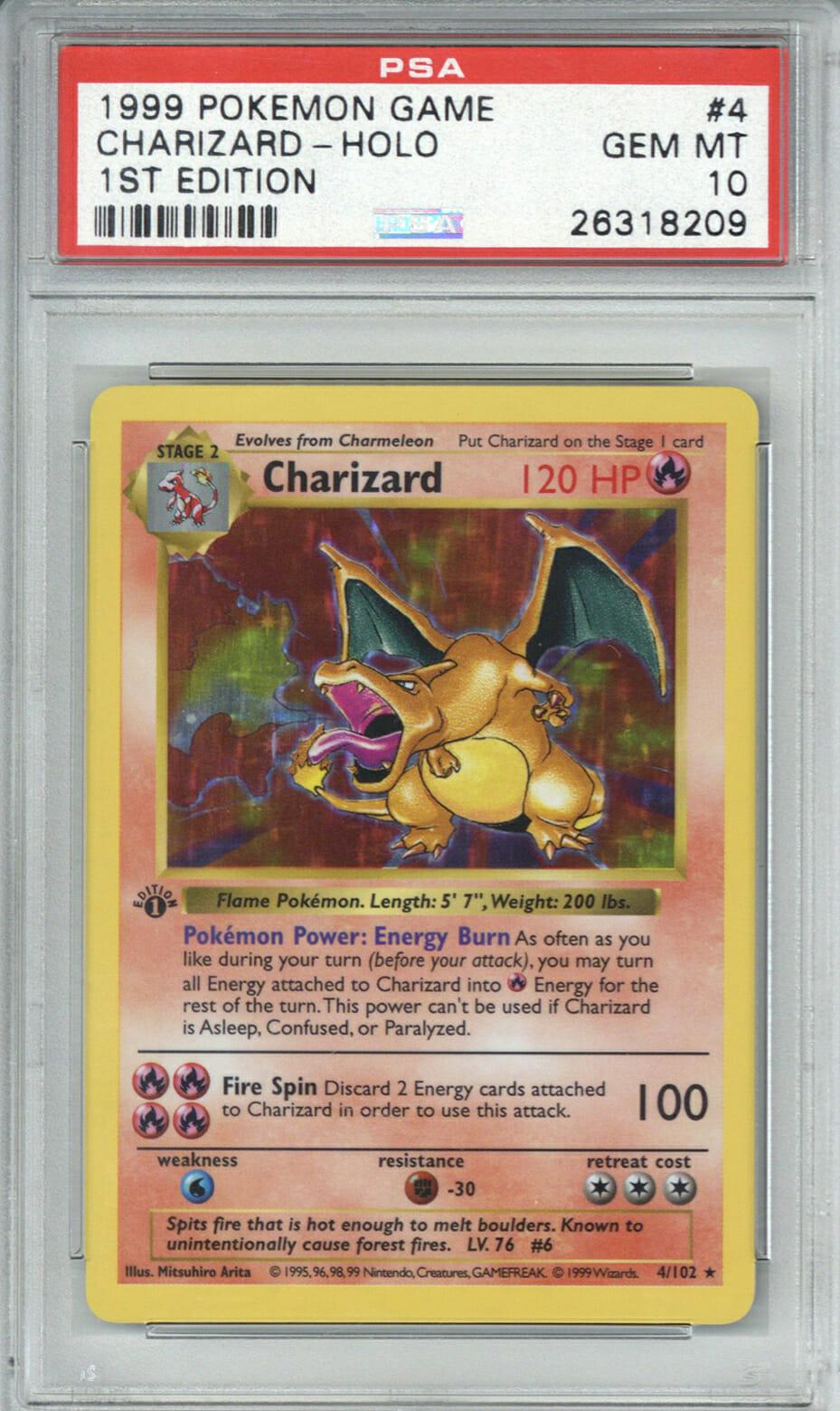 Rare Charizard