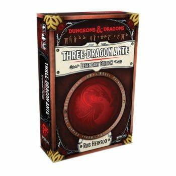Dungeons & Dragons: Three-Dragon Ante