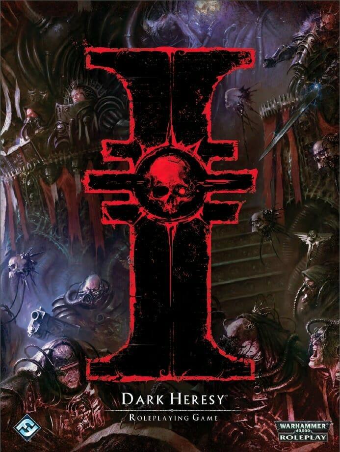 Dark Heresy: Game Master's Kit - Cubicle 7 Entertainment ...