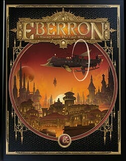 Eberron: Rising from the Last War alt cover