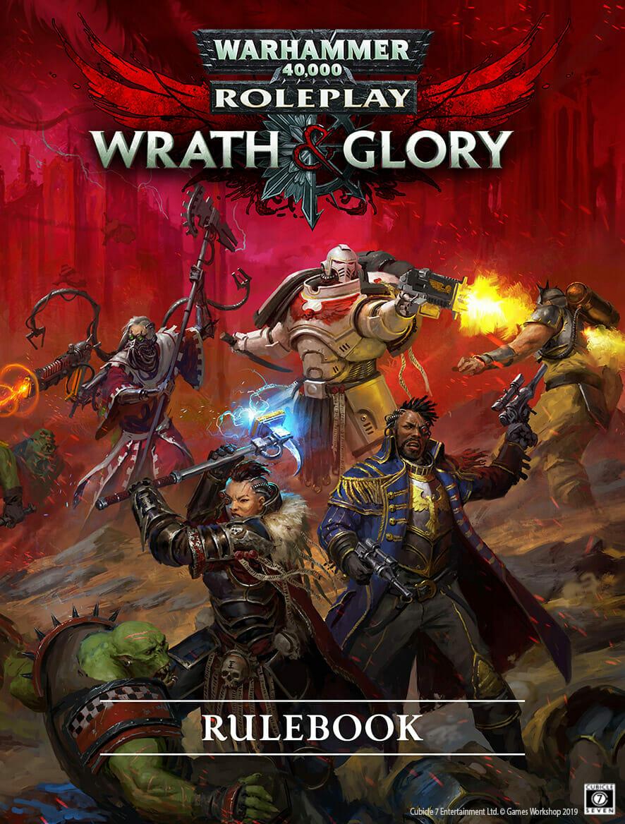 New Wrath & Glory