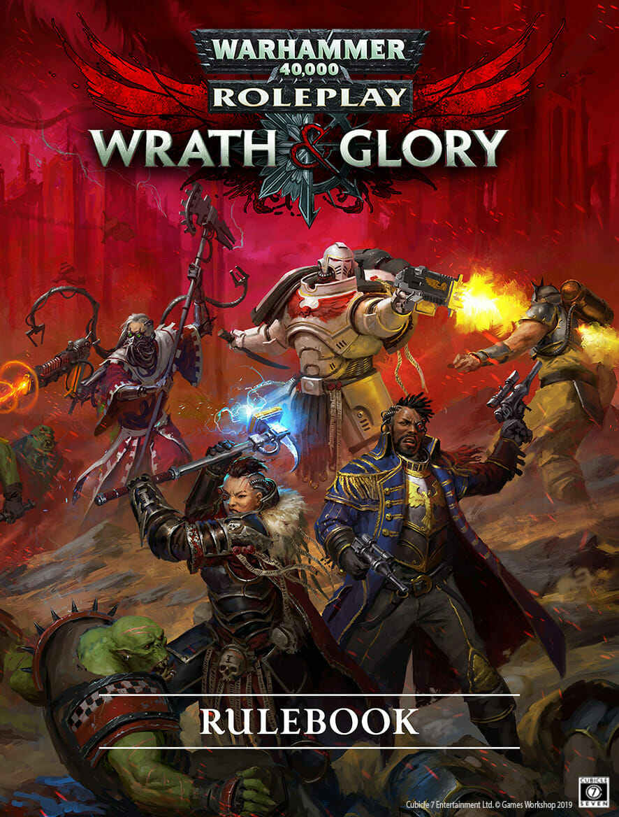 New Wrath & Glory