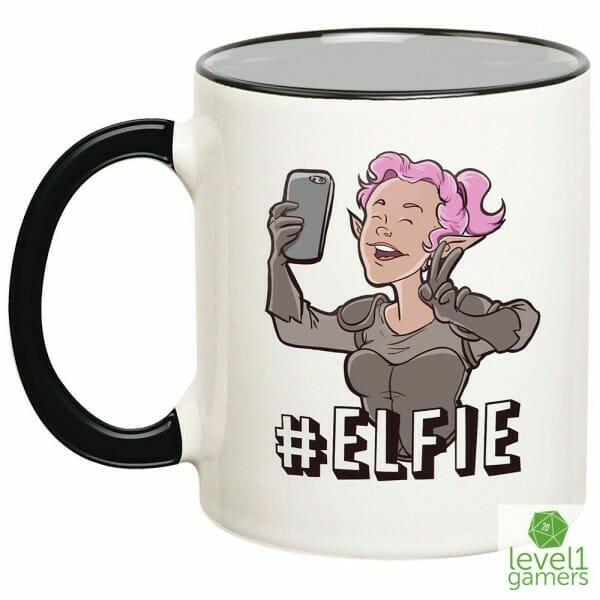 #Elfie mug