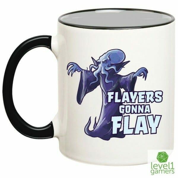 Flayers gonna flay