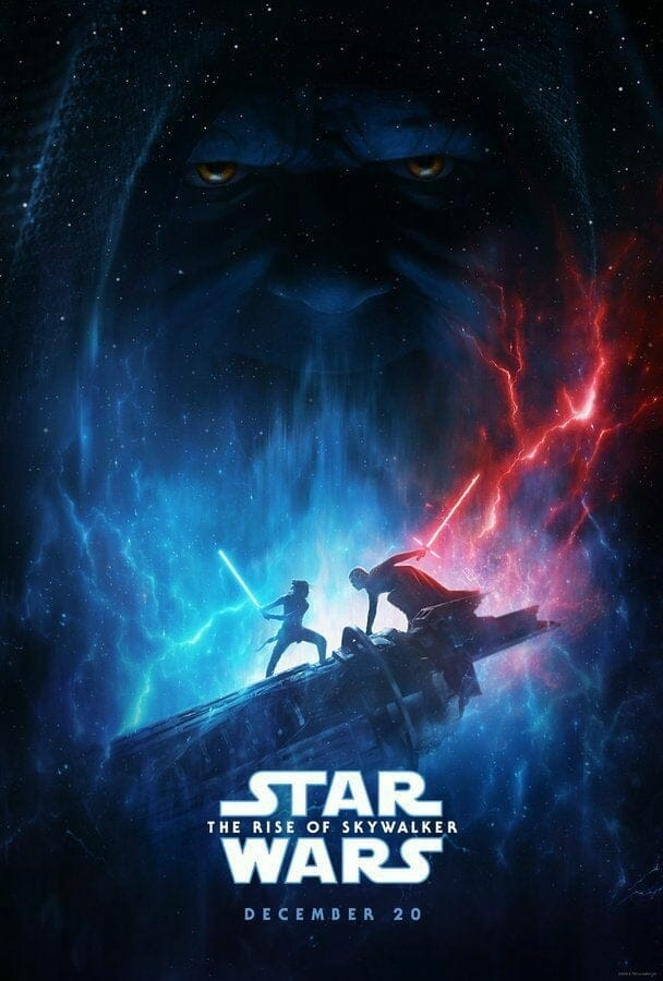 Star Wars: Rise of the Skywalker poster