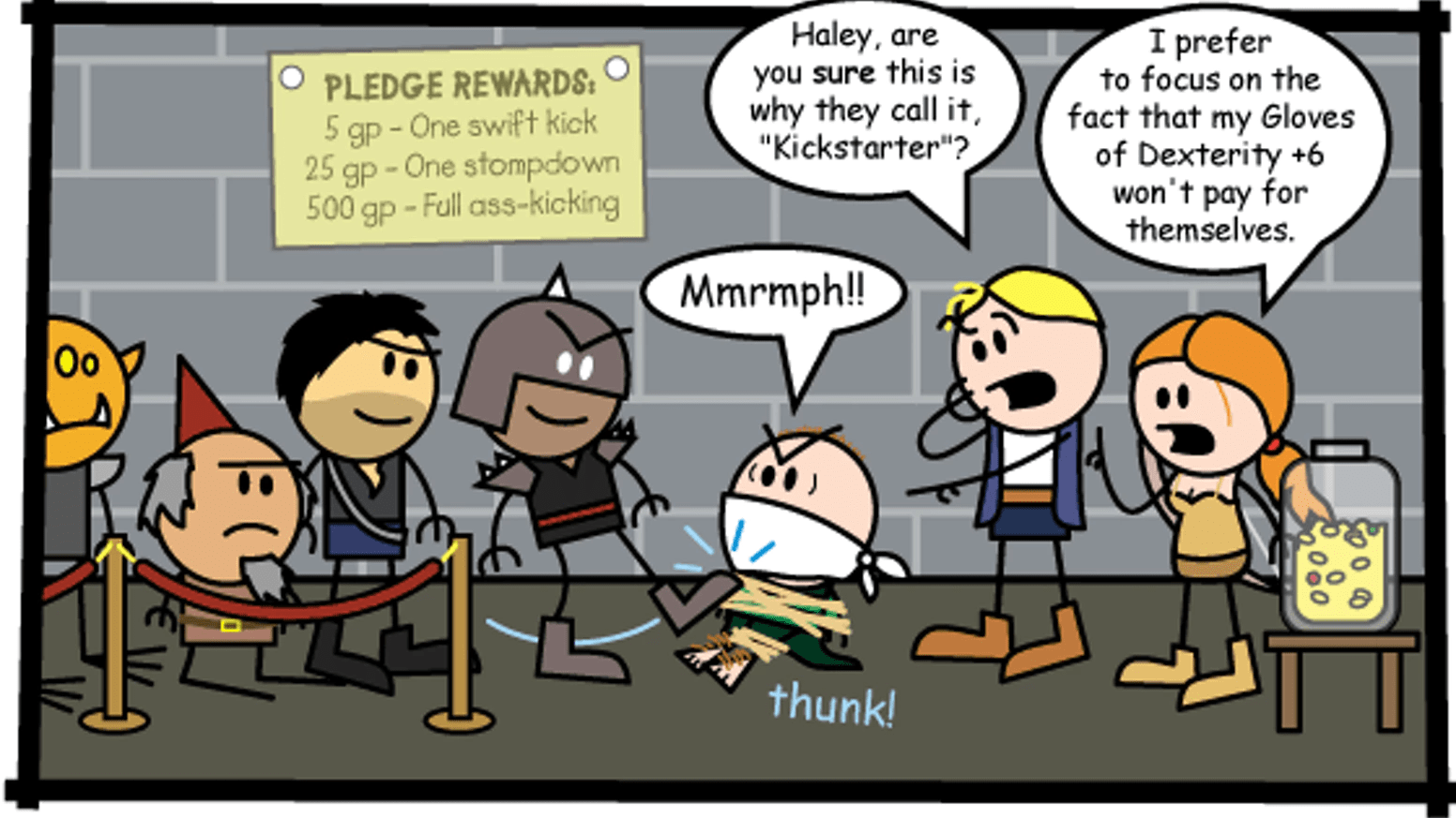 The Order of the Stick