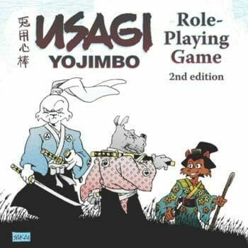 Usagi Yojimbo RPG 2nd edition