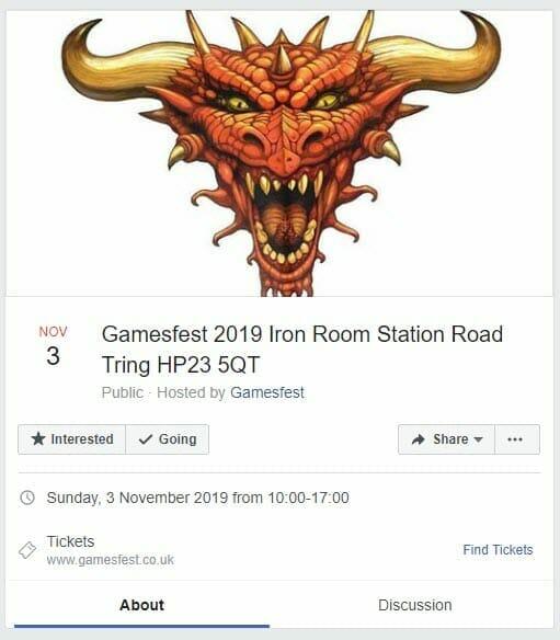 Gamefest on Facebook