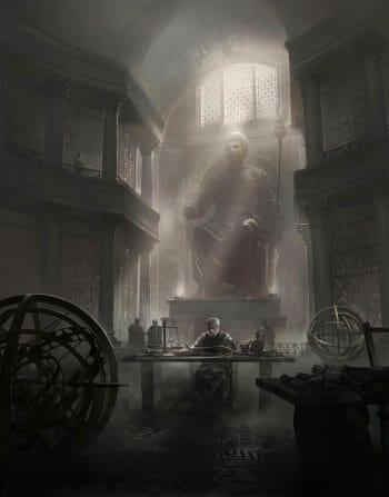 Lex Arcana - Temple
