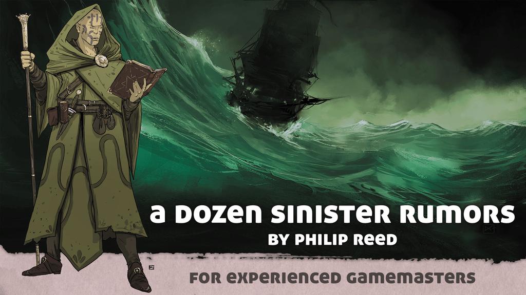 A Dozen Sinister Rumors