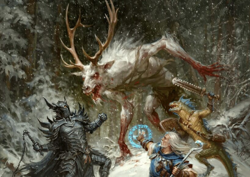 Pathfinder 2e's Lost Omens Character Guide