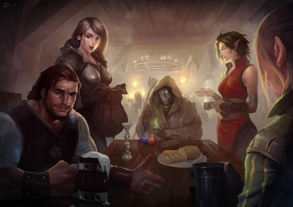 Tavern Meeting