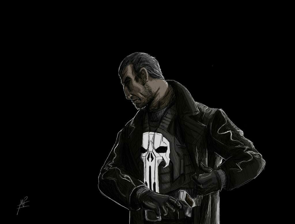 The Punisher by NinjaGon