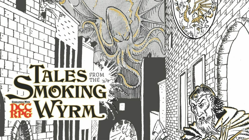 Tales from the Smoking Wyrm
