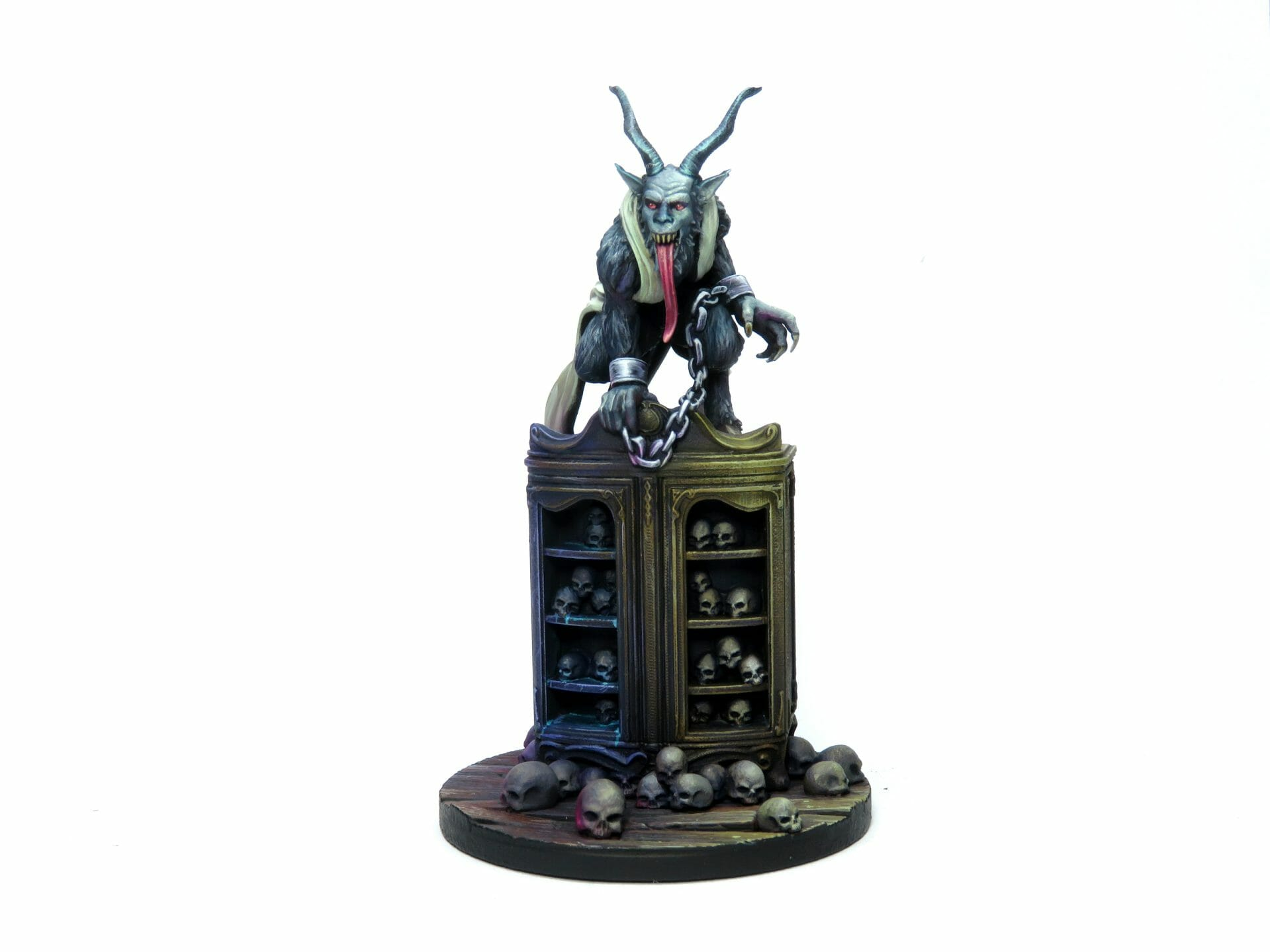 Hellboy Board Game Krampus