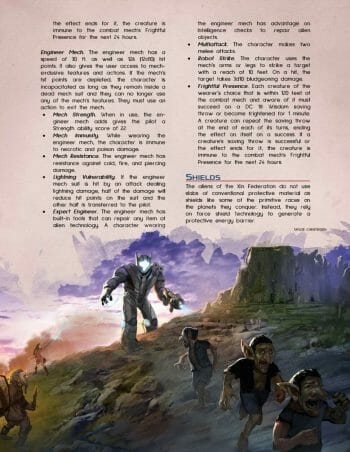 Aliens in D&D
