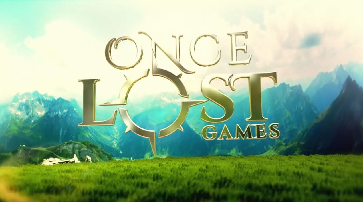 OnceLost Games