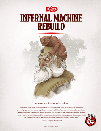Infernal Machine Rebuild