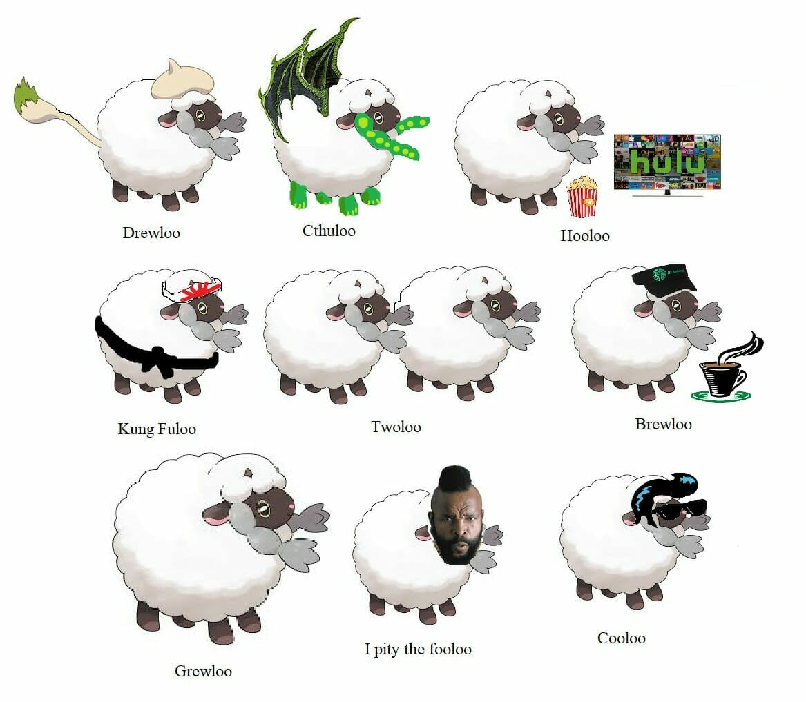 More Wooloo than Twoloo.