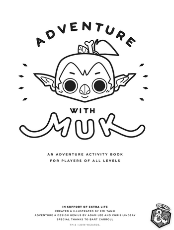 Adventure with Muk