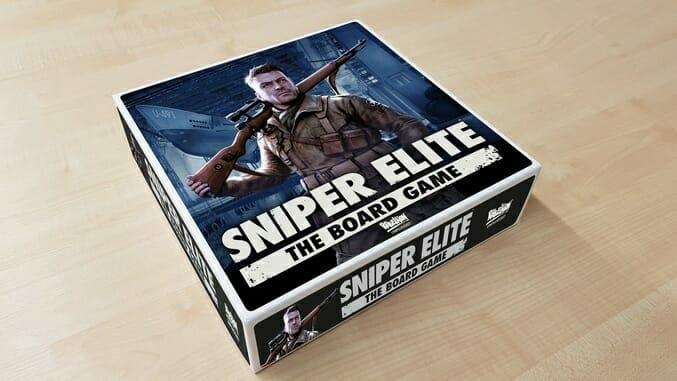 Sniper Elite board game