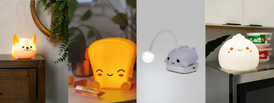 Smoko's kawaii lights